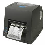 Citizen CL-S631II, 12 dots/mm (300 dpi), EPL, ZPL, Datamax, multi-IF (Ethernet), zwart