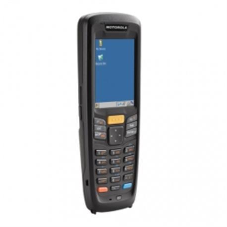 Zebra barcode scanner end cap, 1D, kit