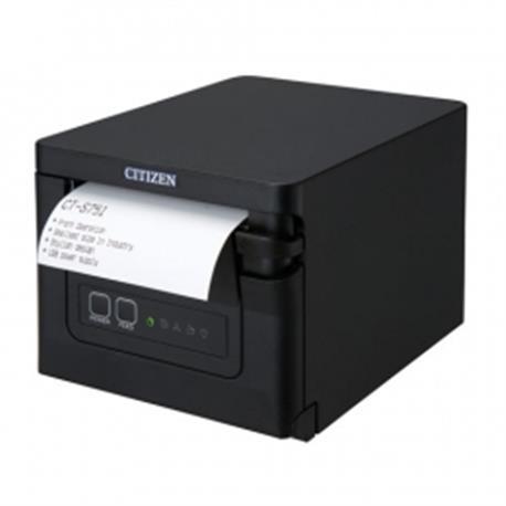 Citizen IR-41, colour ribbon, black