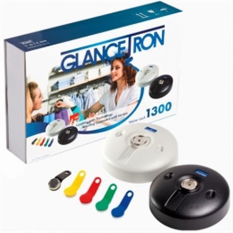 Glancetron kabel, RS-232, wit