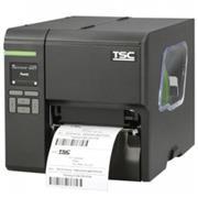 TSC ML340P, 12 dots/mm (300 dpi), disp. (kleur), RTC, USB, RS-232, Ethernet, WLAN