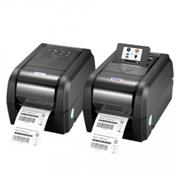 TSC TX200, 8 dots/mm (203 dpi), disp., RTC, TSPL-EZ, USB, RS-232, Ethernet