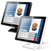 Colormetrics P2100, 38.1 cm (15''), SSD, VFD, wit, fanless