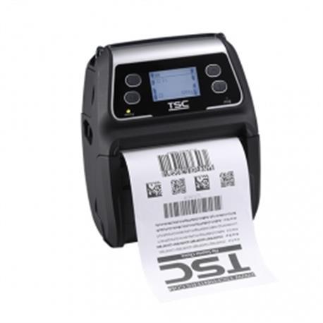 TSC Alpha-4L, USB, BT, 8 dots/mm (203 dpi), display, CPCL, TSPL-EZ